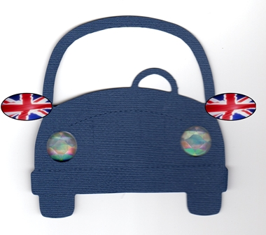 GB Wing Mirror Covers